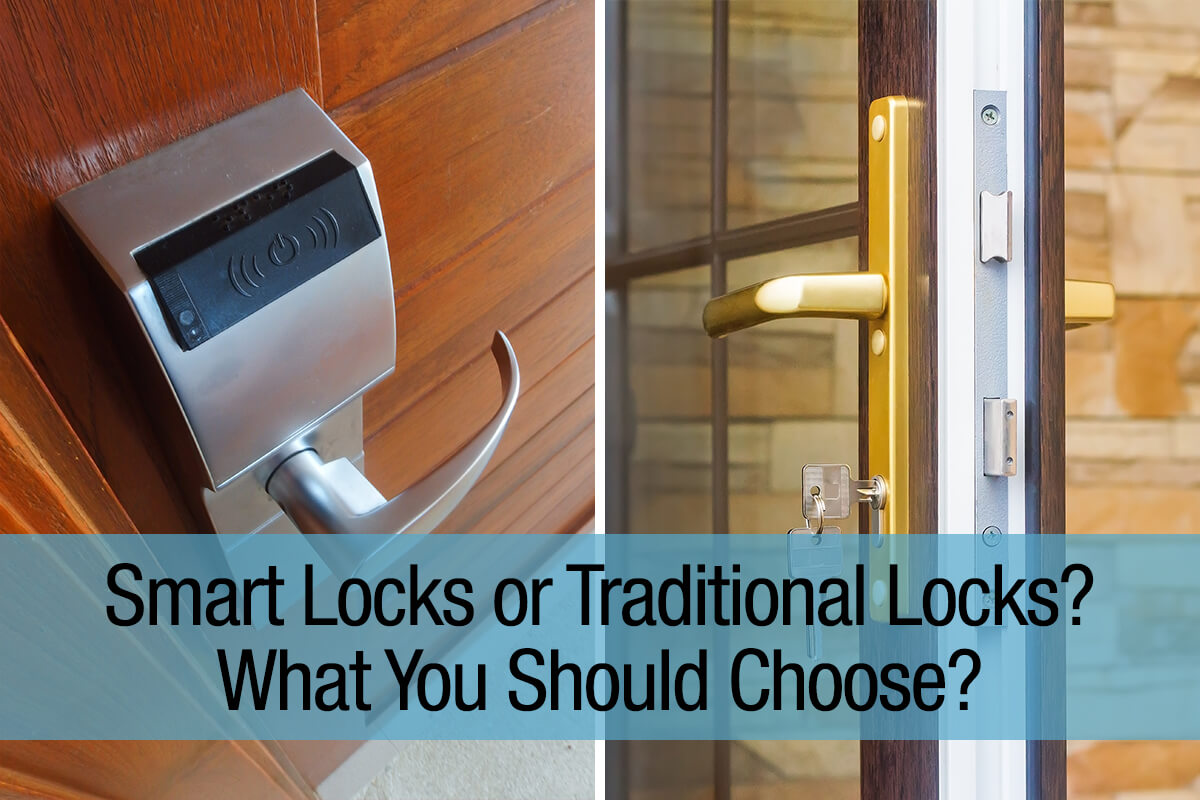 Smart-Locks-or-Traditional-Locks-What-You-Should-Choose